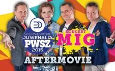 Skierniewickie Juwenalia PWSZ 2015 – Koncert MIG! [AfterMovie]