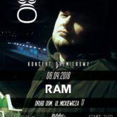 "Koncert Premierowy RAM – ""BO"""