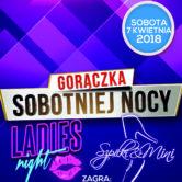 Gorączka Sobotniej Nocy – Ladies Night + Szpilki & Mini