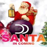 Santa incoming / Najlepszy klimat w mieście.