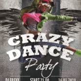 Crazy Dance Party