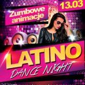 Latino Dance Night – ODWOŁANE